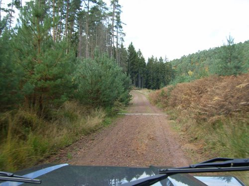 Alsace France Off roading