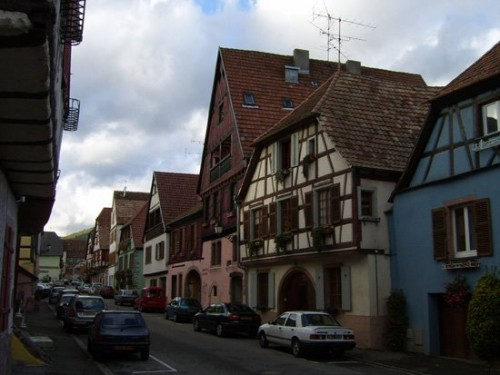 Alsace France Ribeauville