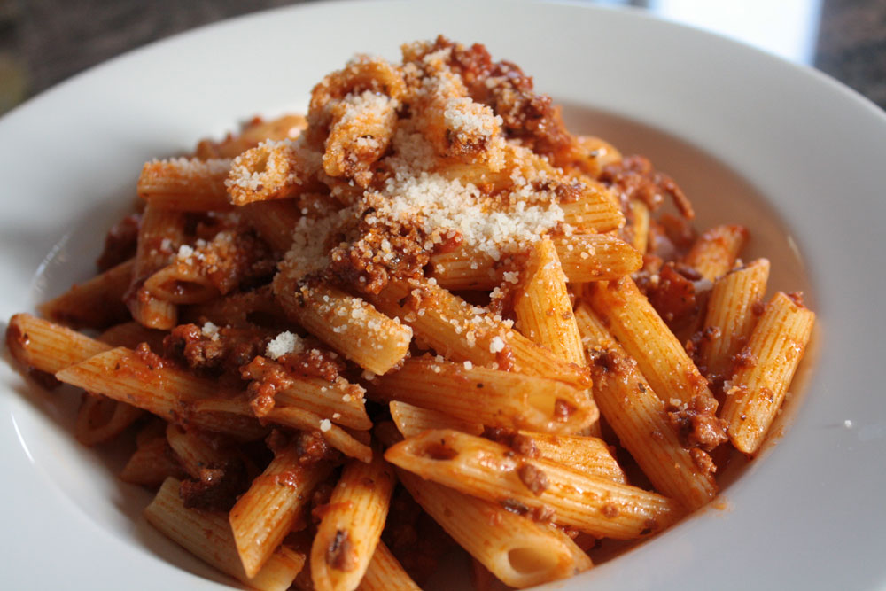 An excess of tomatoes leads to…Southern Spaghetti Sauce