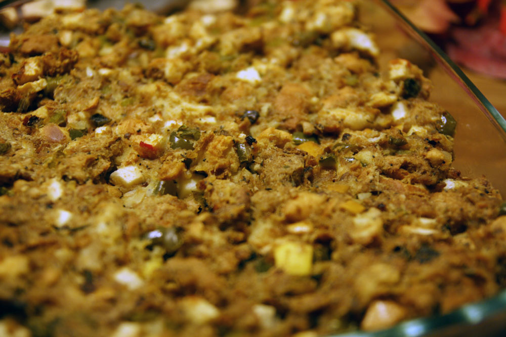 Stove Top Stuffing to Stove Top Stuffing But