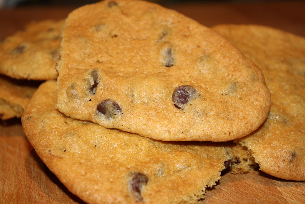 chocolate chip cookie goodness