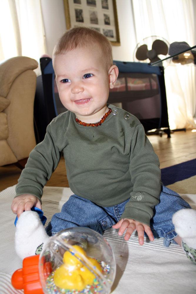 Mack 7 months old im so cute