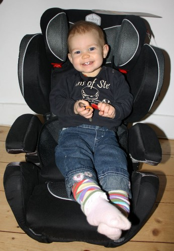 Mackenzie kiddy comfort pro car seat 02