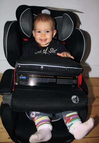 Mackenzie kiddy comfort pro car seat 03