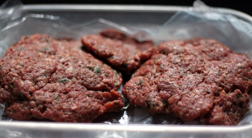 recipe for beef burgers