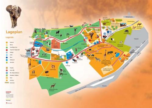 opel zoo map
