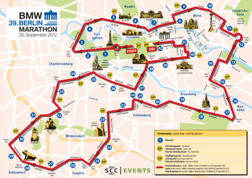 berlin marathon race map