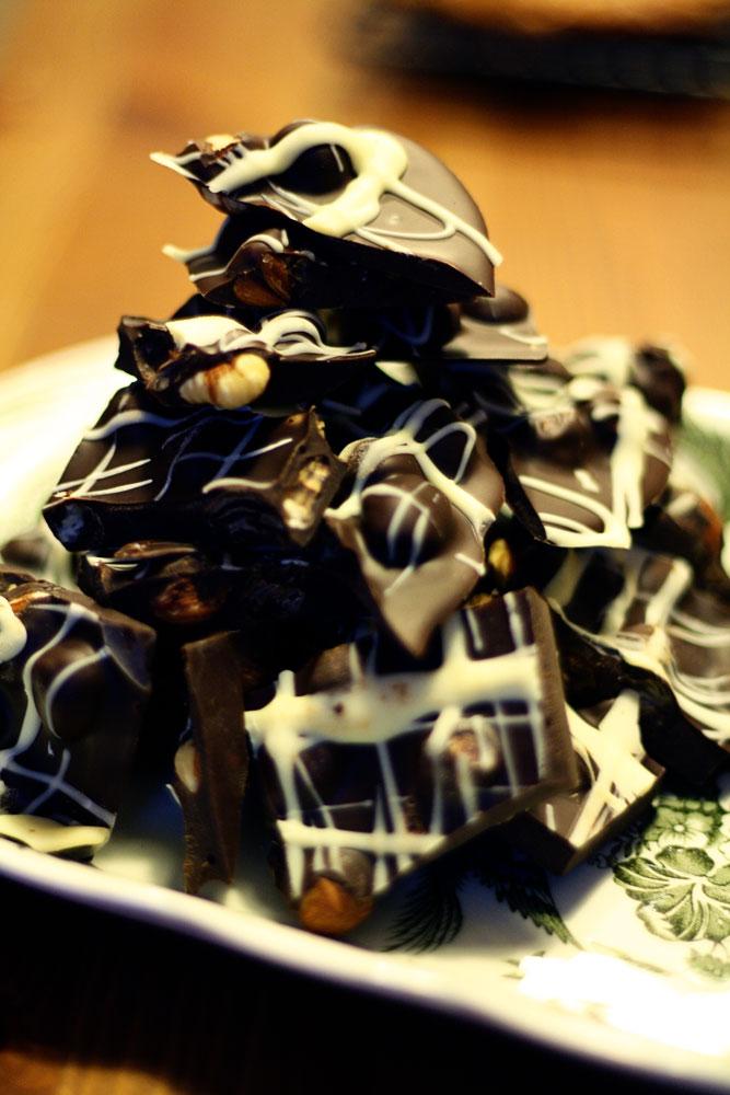 Chocolate Bark Extravaganza   No Ordinary Homestead