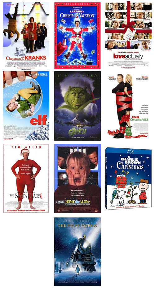 christmas with the kranks - The Best Christmas Movies