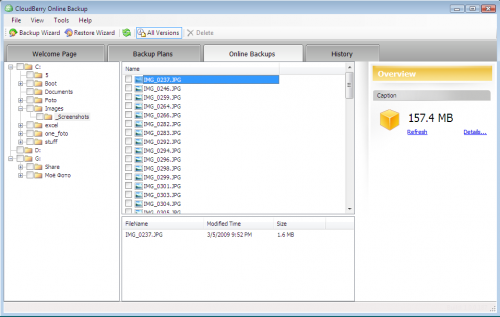 cloudberry backup s3