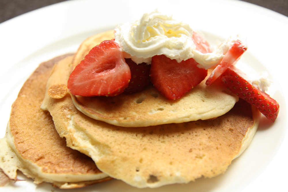 Pancakes from scratch no baking powder easy katherine easy pancake recipe scratch without baking powder anyone have a recipe for pancakes from scratch without baking powder ccuart Image collections