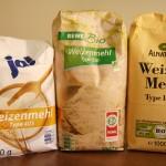 Flour in Germany: Not as easy as it seems