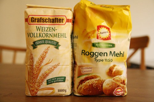 flour in germany