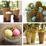 My easy Easter decor