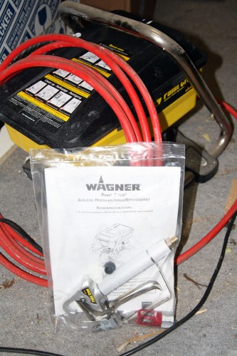 wagner airless paint crew