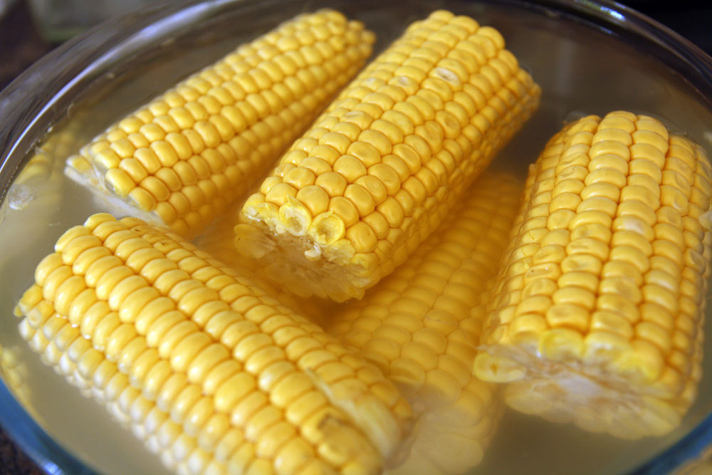 corn on the cob smoker