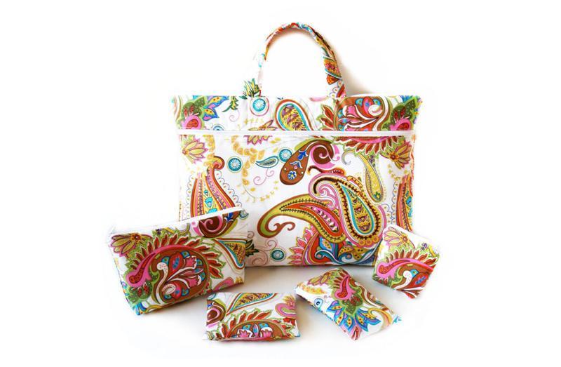 Practical handmade bags to love - No Ordinary Homestead
