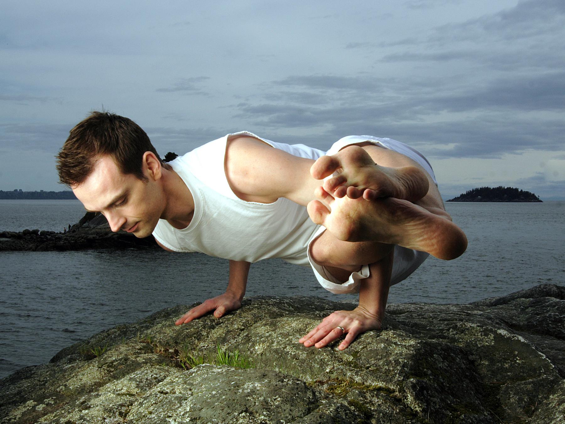 Taking yoga to the next level