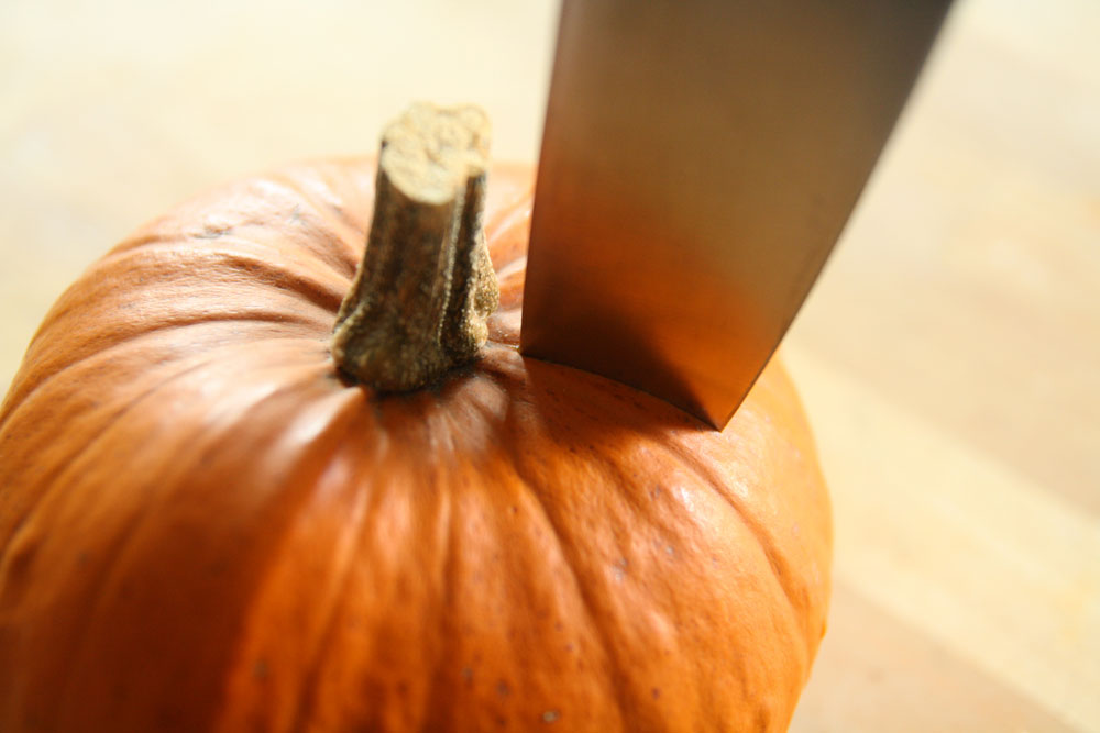Make your own pumpkin puree