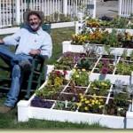 {Garden Life} Square Foot Gardening