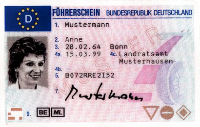 german drivers license reciprocity