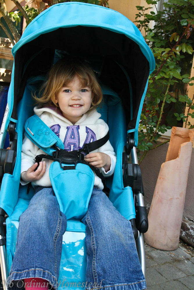 kiddy Click n Move Stroller Review