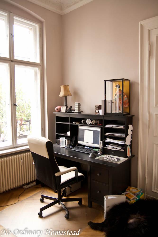 Home Office Ideas L Shape Desk