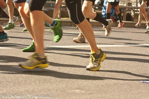 beginner to marathon