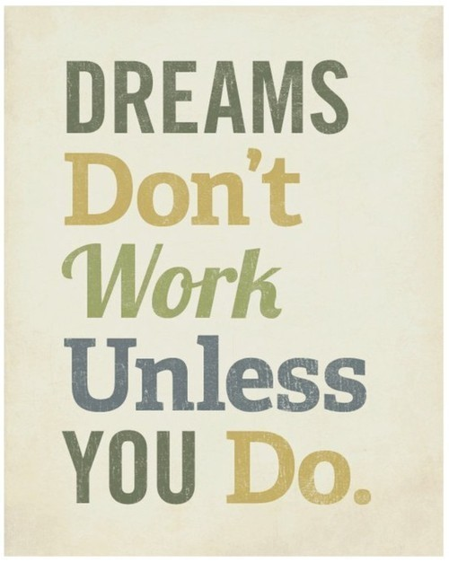 Defining Your Dreams and Doing What You Love