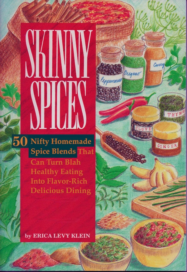 Skinny Spices ebook Review & Giveaway