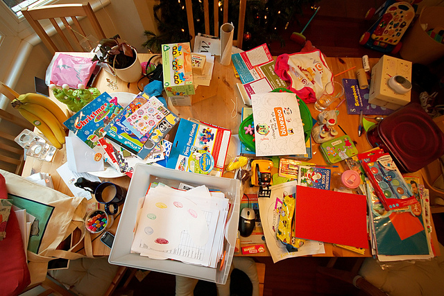 10 Ways to Keep Kids Clutter-Free
