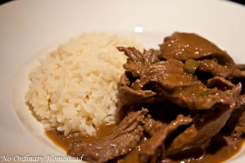 Quick & Easy Szechuan Beef