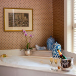 Unique Bathroom Ideas to Try, From Vintage Vanities to Faux Windows