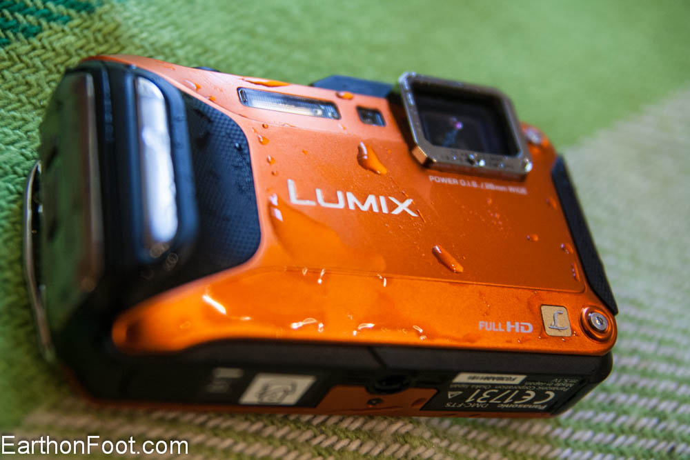 Unboxing Video: Panasonic DMC-FT5 Tough Camera