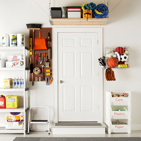 7 Best Garage Master Ideas Images On Pinterest: 7 Smart Garage Organization Ideas