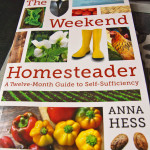 The Weekend Homesteader book review