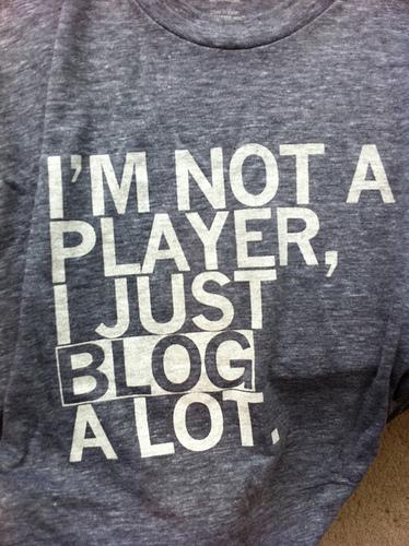 I think I need to get a shirt like this...photo credit: jmoneyyyyyyy via photopin cc