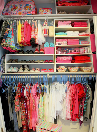 12 great closet organization ideas no ordinary homestead for Organizing ideas for closets