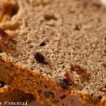 Easy & healthier recipe for zucchini bread