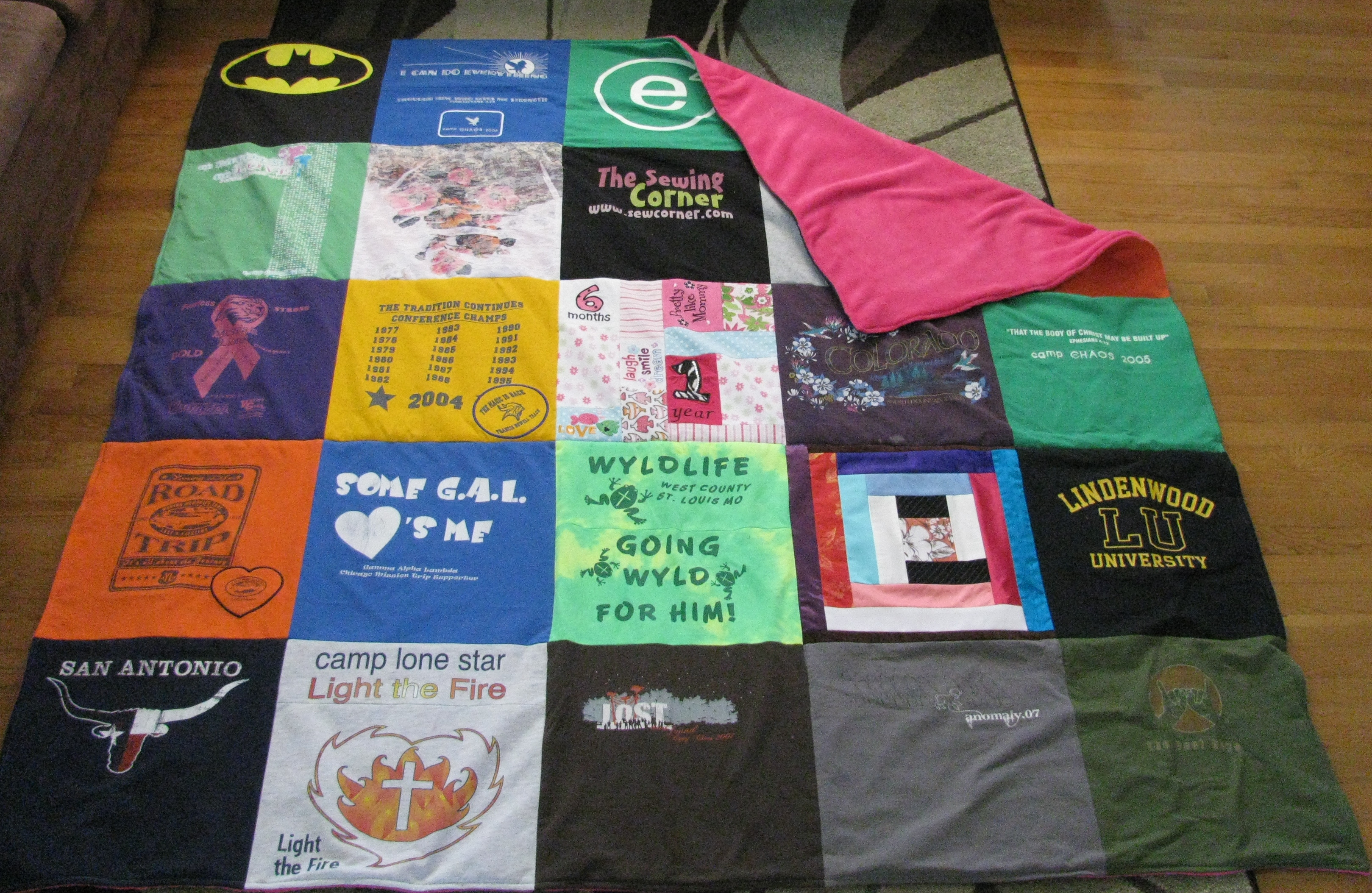 What To Do With Those Special Old T Shirts No Ordinary