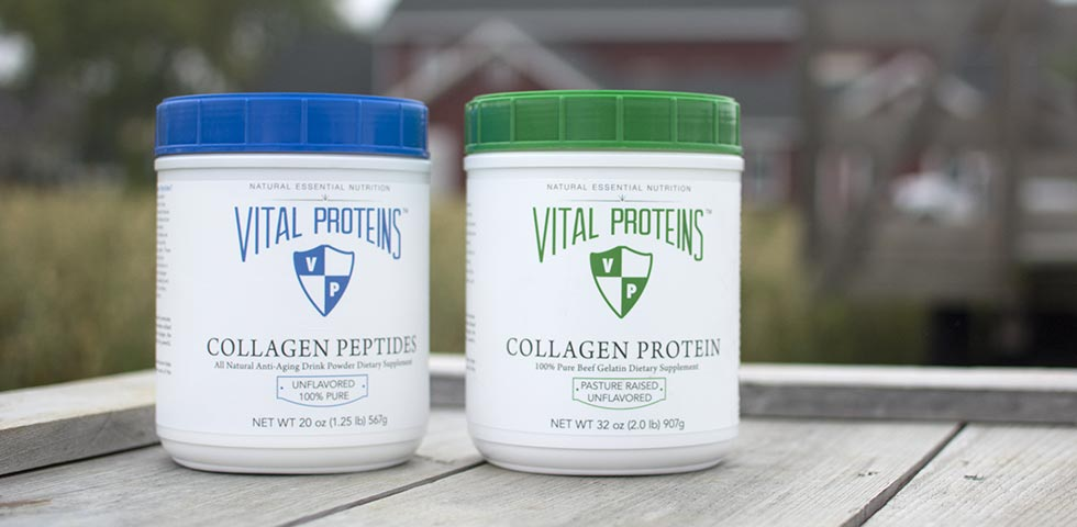 Get healthier with Collagen Peptides