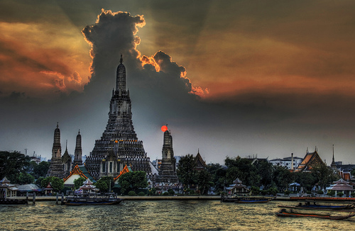 Which is better? Phuket or Bangkok?