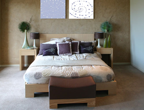 Relaxation in your own space is vital setting the perfect - Perfect feng shui bedroom ...