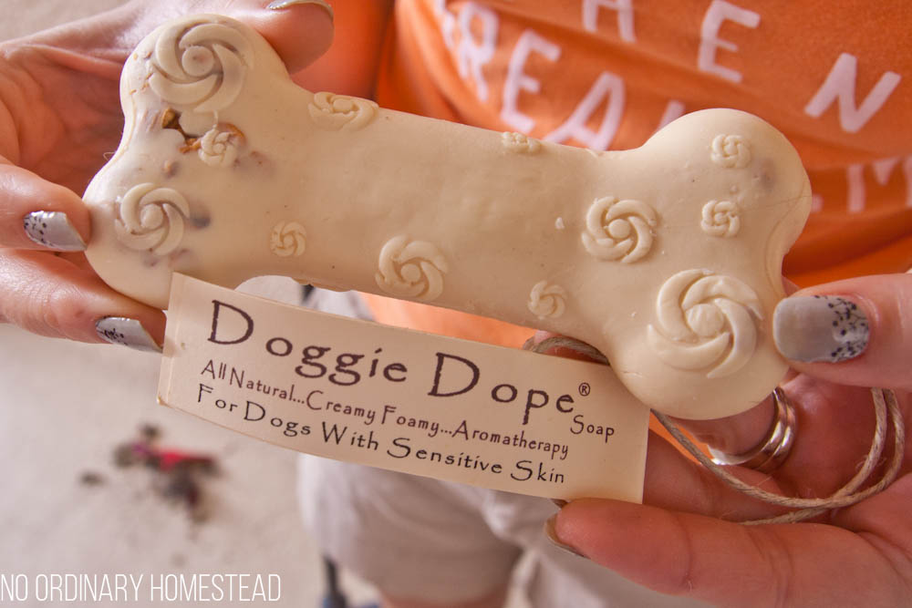 Doggie Dope Soap Review