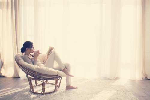 woman-relaxing