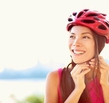 Bike helmet - just wear it