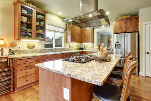Kitchen Cabinets Hardwood