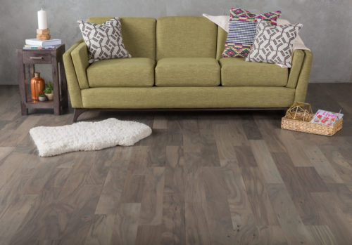 Image Source: Engineered Acacia Flooring GoHaus