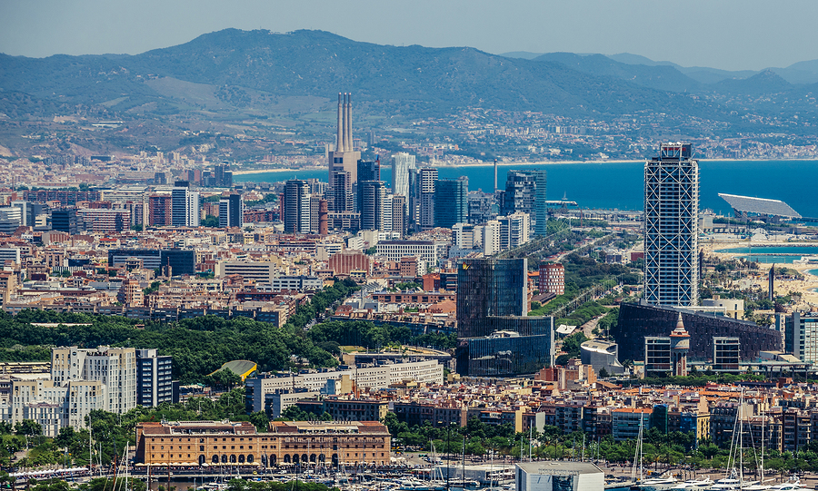 Barcelona Travel: How will you get from the airport to the city?
