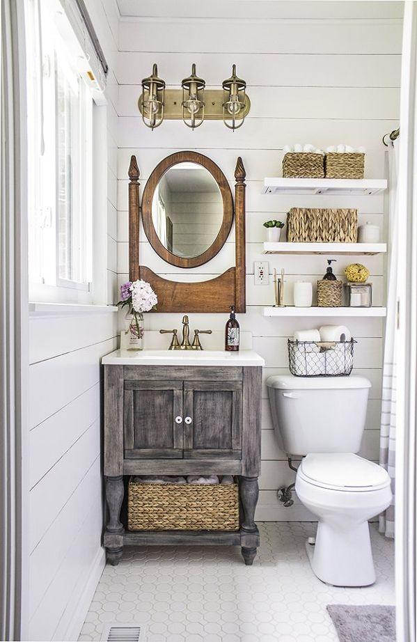 Smallmasterbathroombudgetmakeoverbathroomideasdiyhome Amazing Small Master Bathroom